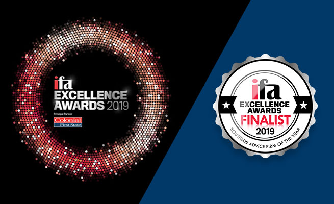 Apt Wealth Partners has been recognised at the IFA Excellence Awards, making the list of finalists.